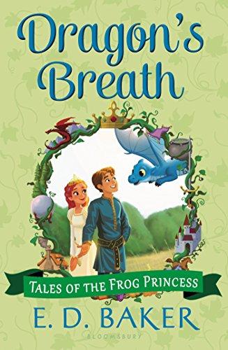 Dragon's Breath (Tales of the Frog Princess) PDF