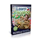 Learn To Speak Filipino (Tagalog) - Introductory Course - CD-ROM - MP3 Audio & eBook