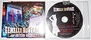 Un altro ballo maxi cd audio cd gemelli diversi - Gemelli diversi un altro ballo testo ...