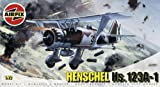 Airfix A02051 Henschel Hs123A-1 1:72 Scale Series 2 Plastic Model Kit