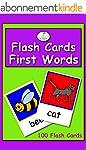 First Words Flashcards (Know Press Fl...