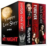Box Set: Vampire Love Story Series (Four paranormal romance novels)