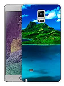 "Beautiful Scenery Printed Designer Mobile Back Cover For ""Samsung Galaxy Note 4"" (3D, Matte, Premium Quality Snap On Case)"