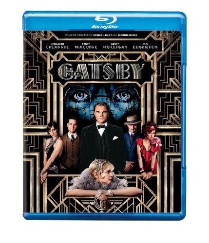 The Great Gatsby  (Blu-ray 3D + Blu-ray + DVD)