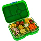 Yumbox Classic Bento Lunchbox for Children - Pomme Green