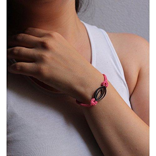 onde-bracelet-pink