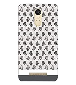PrintDhaba Pattern D-1516 Back Case Cover for XIAOMI REDMI NOTE 3 PRO (Multi-Coloured)