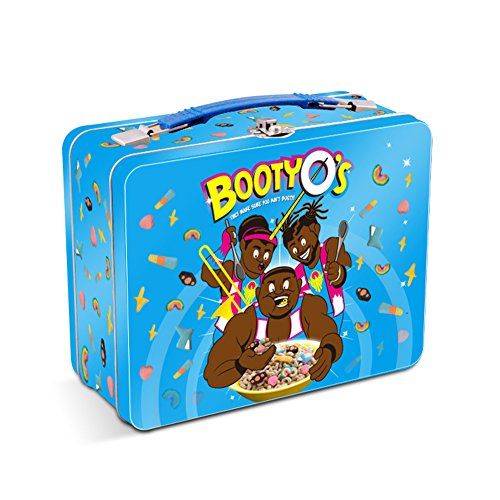The New Day Booty O's Lunch Box