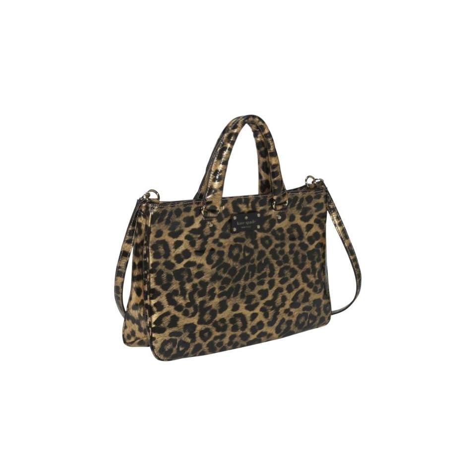 Kate Spade Meribel Stevie Patent Leather Bag Tote WKRU0960