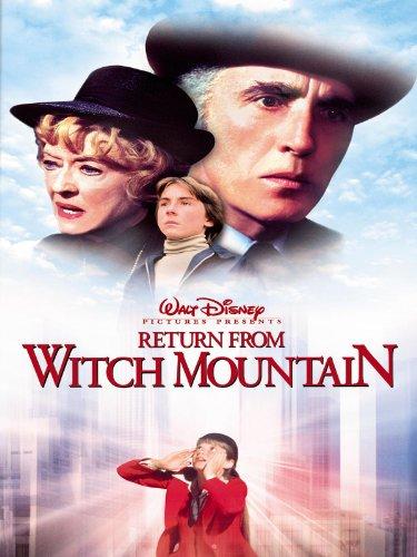 Amazon.com: Return From Witch Mountain: Bette Davis