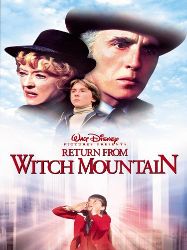 Witch Mountain (1975) (Movie Series)