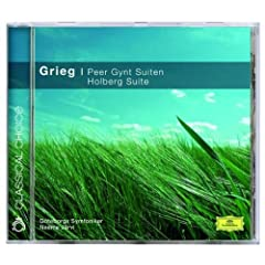 Grieg: Sigurd Jorsalfar, three Orchestral pieces Op.56 - 2. Intermezzo: Borghild's Dream