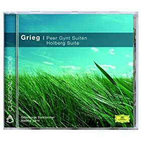 Grieg: Sigurd Jorsalfar, three Orchestral pieces Op.56 - 1. Prelude: In the King's Hall