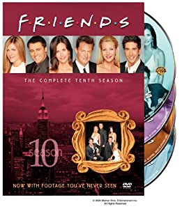 Friends: The Complete Tenth Season from Warner Home Video