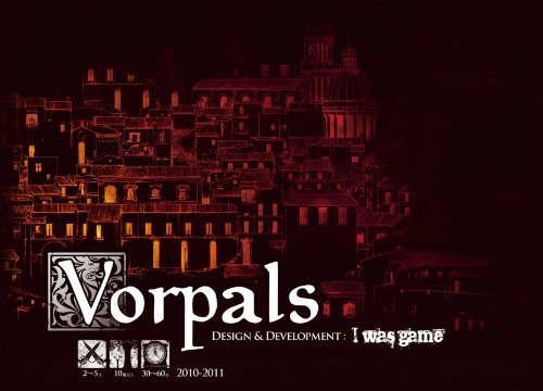 Vorpals 【ゲームマーケット2011秋 出展作品】