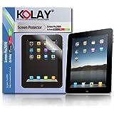Kolay 6 Pack iPad 3 Screen Protector for New Apple iPad Tablet 3rd Generation 2012
