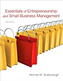 img - for Essentials of Entrepreneurship and Small Business Management (text only) 6th (Sixth) edition by N. M. Scarborough book / textbook / text book