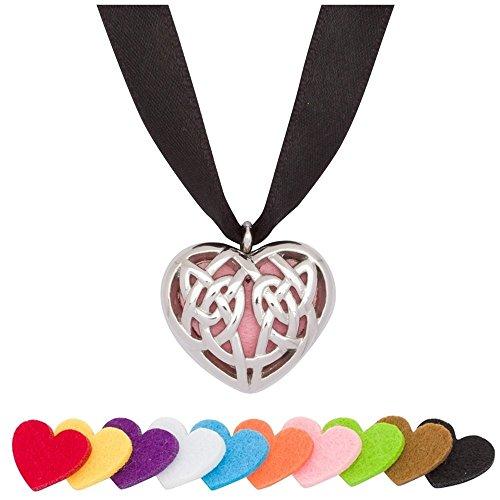 timeline-treasures-difusor-de-aceite-esencial-collar-camafeo-acero-inoxidable-celta-corazon-colgante