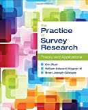 img - for The Practice of Survey Research: Theory and Applications book / textbook / text book