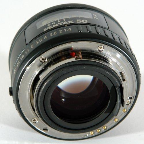 Pentax SMC 50mm f1.4 FA Lens