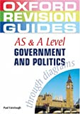 AS and A Level Government and Politics through Diagrams (Oxford Revision Guides)