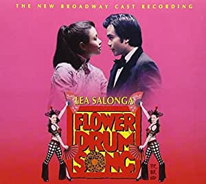 SOUNDTRACK/CAST ALBU - FLOWER DRUM SONG - THE NEW BROADWAY C