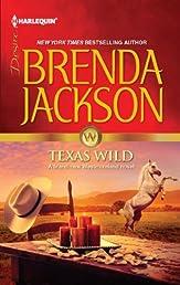 Texas Wild (Harlequin Desire)