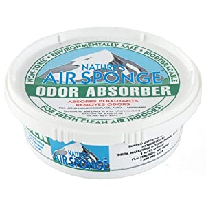 Environmental Air Sponge, 8-Ounce