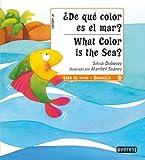 img - for De Que Color Es El Mar? / What Color Is The Sea? (Spanish Edition) book / textbook / text book