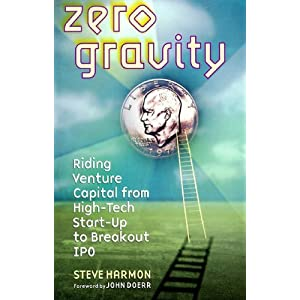 Zero Gravity Book Image