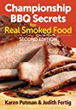 img - for Championship BBQ Secrets for Real Smoked Food book / textbook / text book