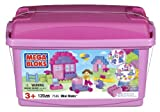 Mega Bloks Pink Mini Blocks Tub