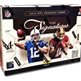 1 (One) Pack of 2012 Panini NFL Prime Signatures Football Hobby Box