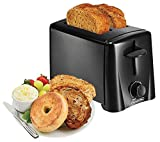 Proctor Silex 22612 2-Slice Toaster, Black