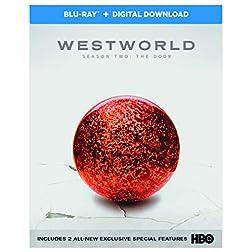 Westworld: Season 2 [Blu-ray]
