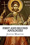 img - for First and Second Apologies book / textbook / text book