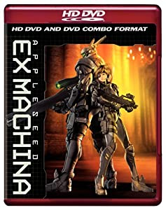 Appleseed Ex Machina (Combo HD DVD and Standard DVD)