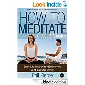 Print out for how to meditate for beginners