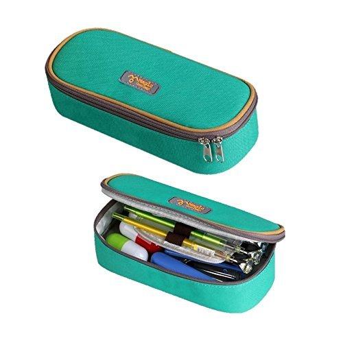 astuccio-borsa-grande-capacita-penna-cancelleria-pouch-organizer-con-2-zip-multifunzione-tela-matita