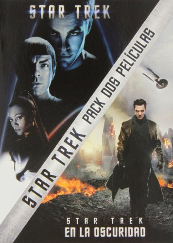 Pack: Star Trek + Star Trek: En La Oscuridad [DVD]