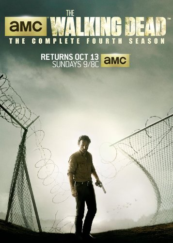 51ir4OA%2BD%2BL. SL500  The Walking Dead: The Complete Fourth Season[DVD]