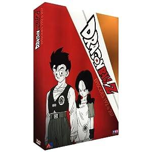 Dragon Ball Z - Coffret 4 DVD - 10 - Épisodes 192 à 207