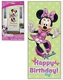 Minnie Mouse Decorative Door Poster