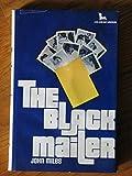 The Blackmailer (A Black bat mystery) (0672519348) by Bickham, Jack M