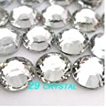 Pack of 1000 x Crystal Flat Back Rhin...
