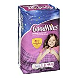 Goodnites Underwear - Girl - Large - 11 ct