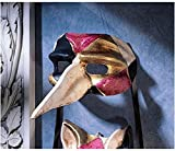 Design Toscano AT250 Scaramouche Mask of Venice