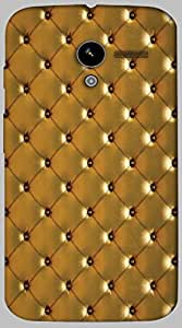 Timpax protective Armor Hard Bumper Back Case Cover. Multicolor printed on 3 Dimensional case with latest & finest graphic design art. Compatible with only Motorola Moto - X-1- 1st Gen. Design No :TDZ-20829