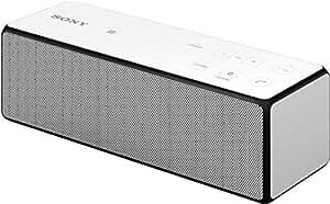 SONY ワイヤレスポータブルスピーカー Bluetooth対応 ホワイト SRS-X33/W