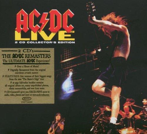 AC/DC Live artwork